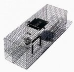 "Multi Catch Rodent Trap 8"" x 8"" x24"""