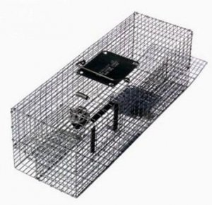 "Multi Catch Rodent Trap 8"" x 8"" x24"" [107]"